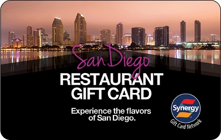 San Diego Gift Card